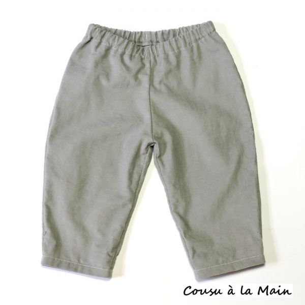 Ensemble Garçon Pantalon Chemise & Bonnet